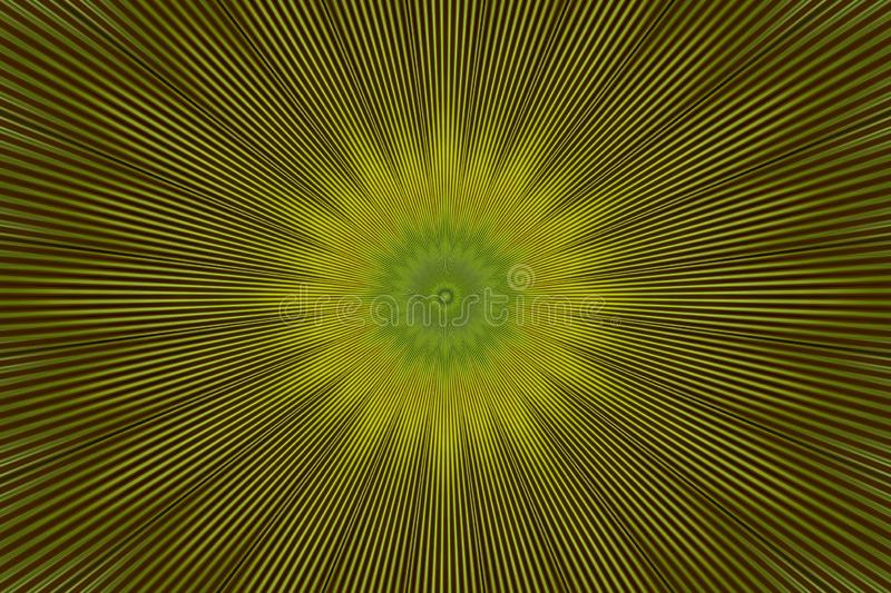 Mandala deseniuje kwiecistego oliwnego kalejdoskop tkaniny kalamkari obrazy stock