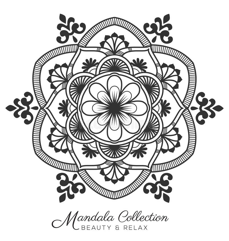 Download Mandala Design Stock Vector Image Of Tibetan Sign Decorative
