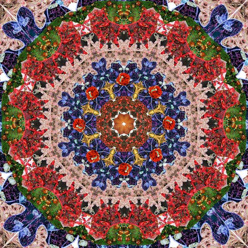Mandala Fashion stock image
