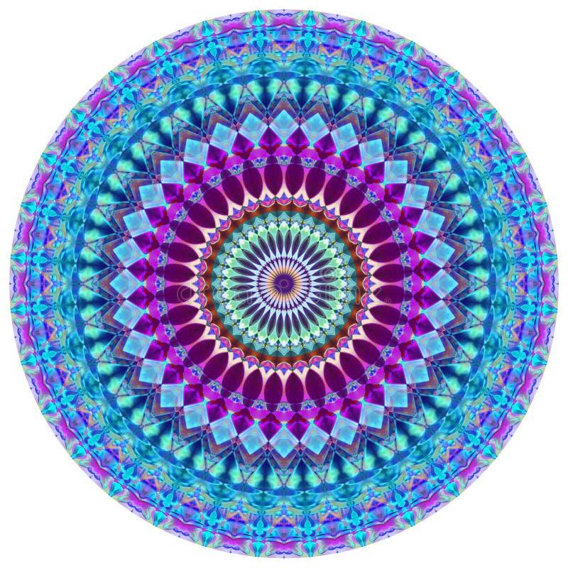 Mandala géométrique illustration libre de droits