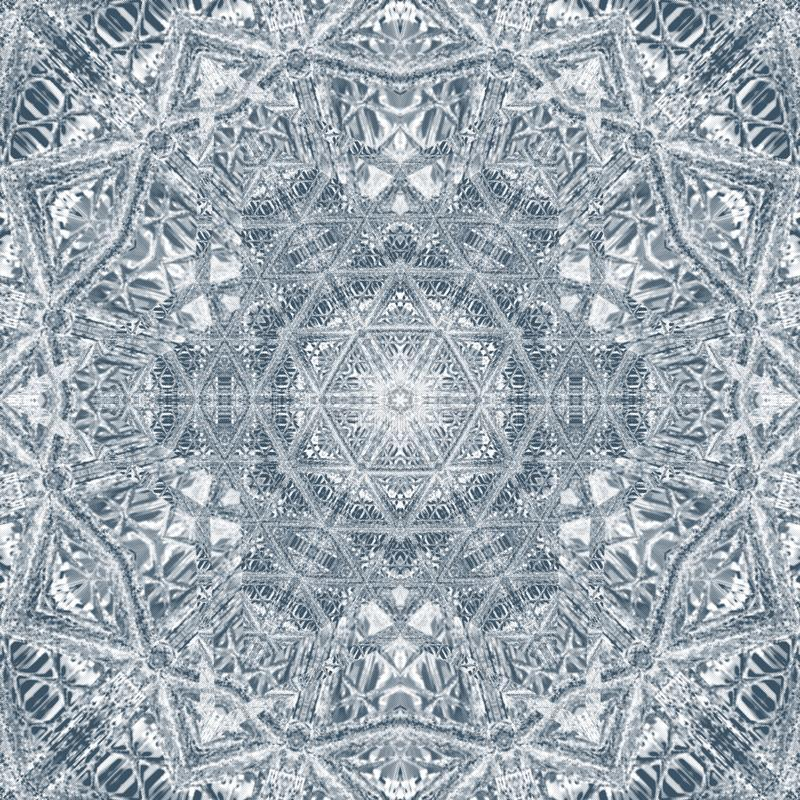 Mandala geometric round monochrome ornament arabesque. Mandala geometric round monochrome ornament stock illustration