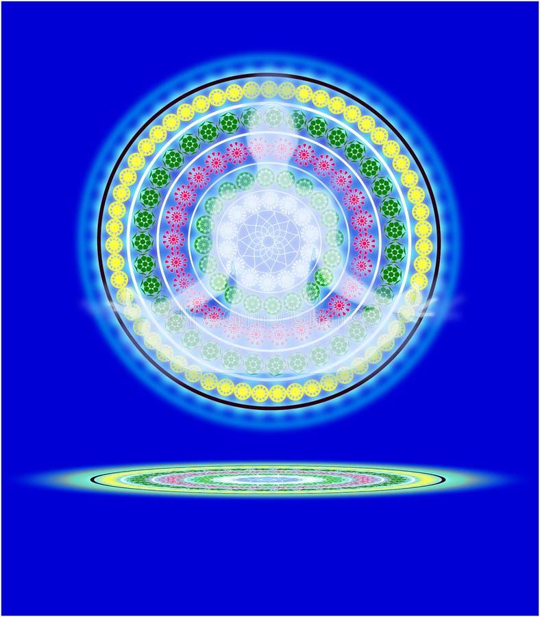 Mandala II de la yoga