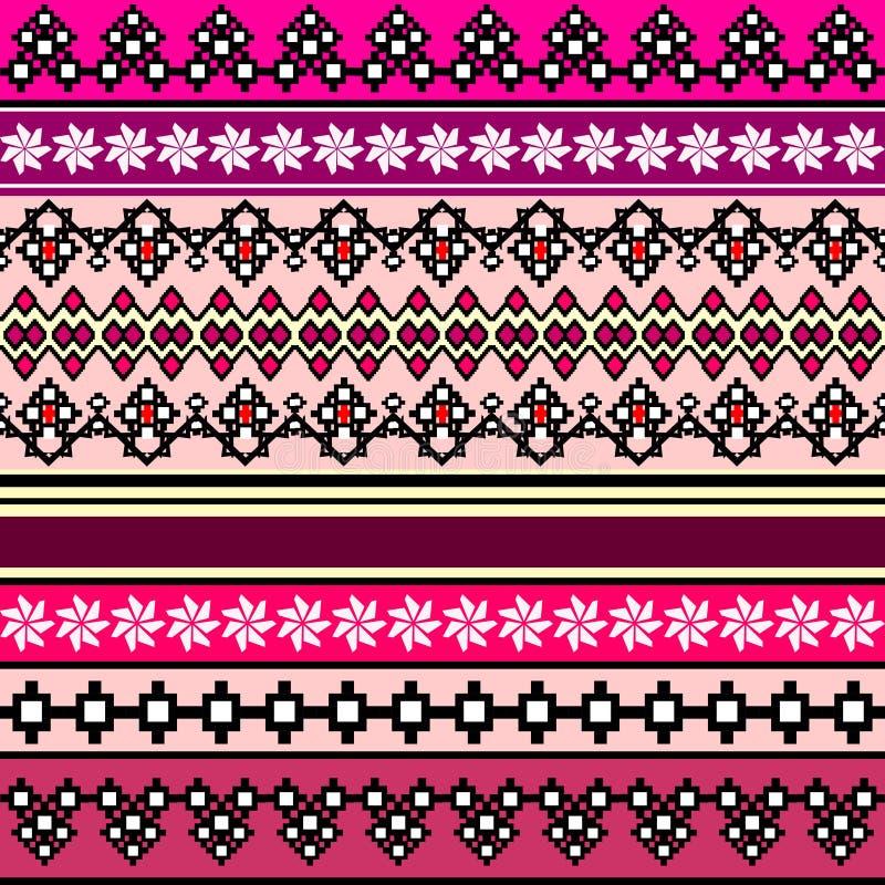Mandala Pattern stock illustrationer
