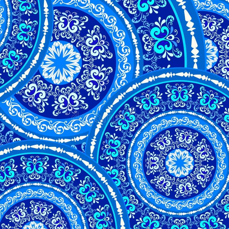 Download Mandala Pattern illustrazione vettoriale. Illustrazione di contesto - 55350455