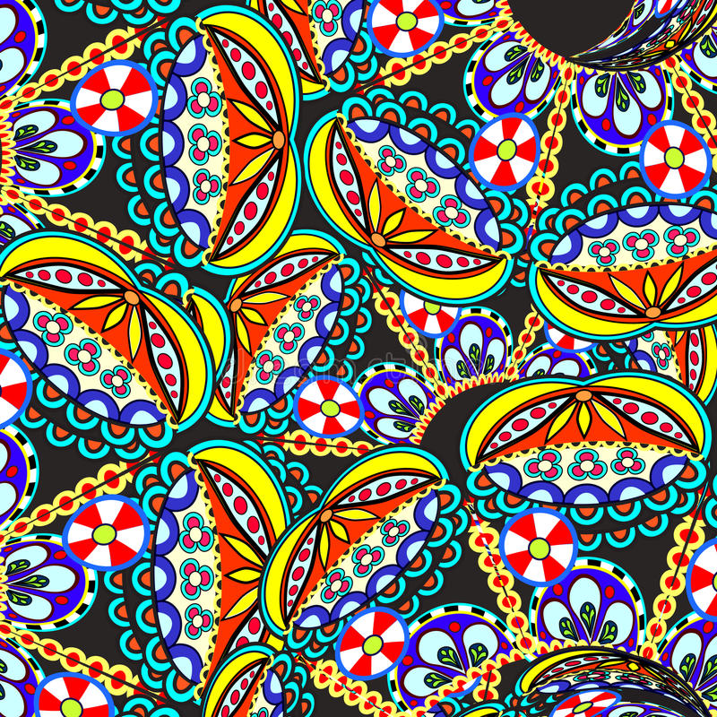 Mandala Pattern illustration libre de droits