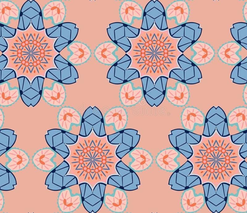 Mandala Pattern stock abbildung