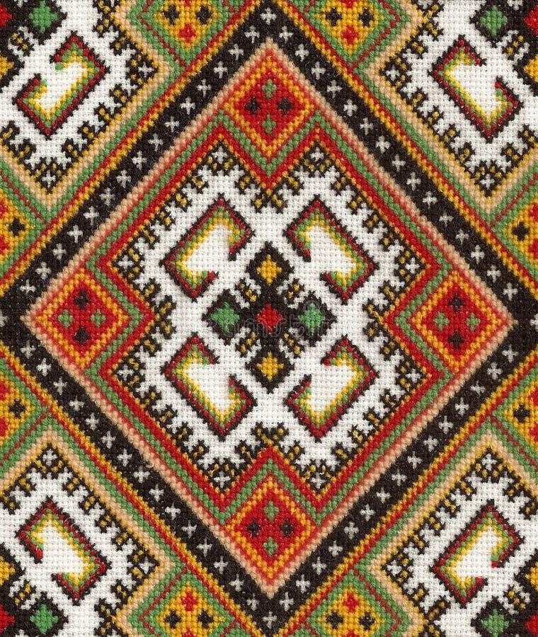 Mandala of Ukraine royalty free stock photo