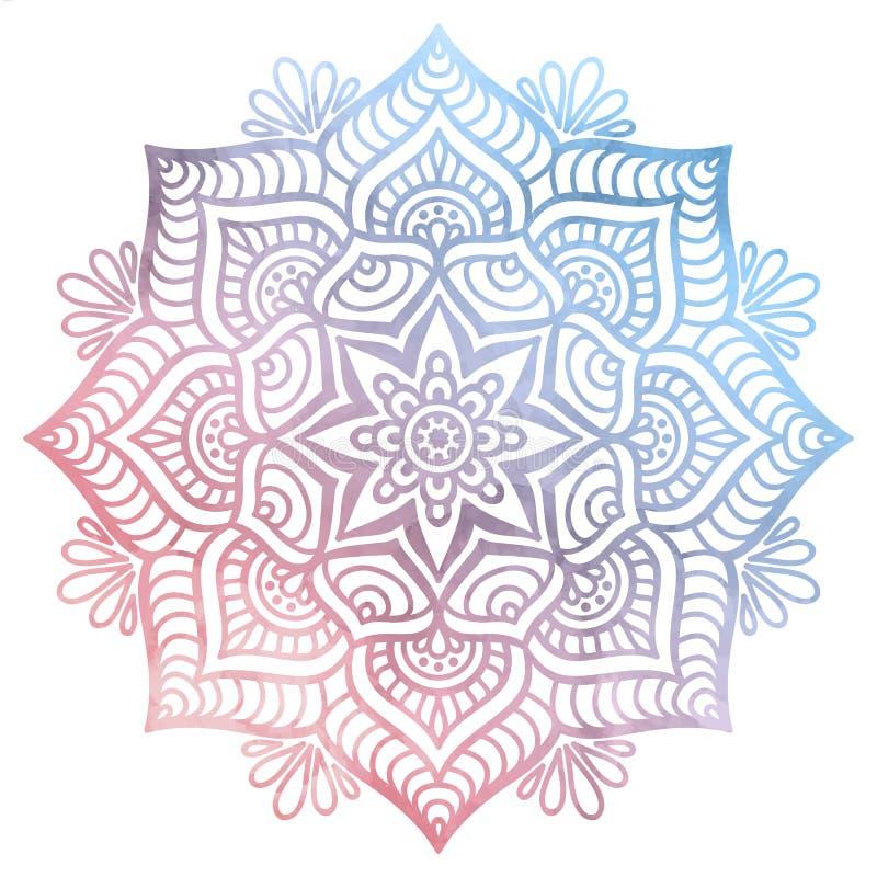 Mandala stock illustration