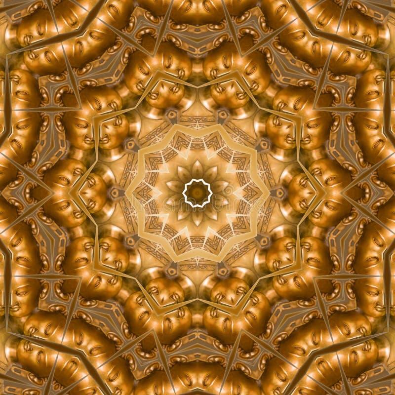 Mandala wzór zdjęcie royalty free