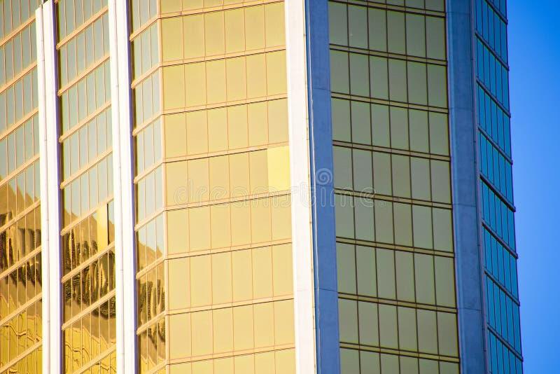 Mandalay Bay Casino and Resort Hotel after the shoot incident. LAS VEGAS - OCT 07 ,2017 : Mandalay Bay Casino and Resort Hotel after the shoot incident on the stock image