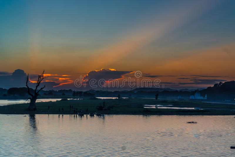 Mandalay, Myanmar photographie stock libre de droits