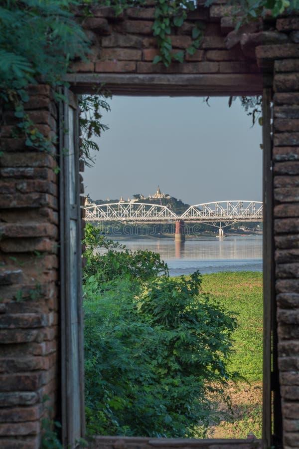 Mandalay, Myanmar royalty-vrije stock afbeelding