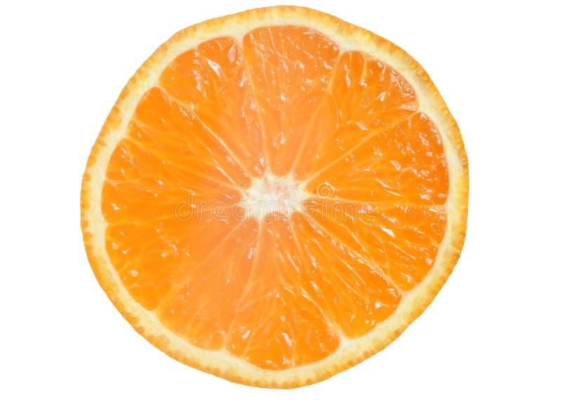 Mandarin royalty-vrije stock afbeelding