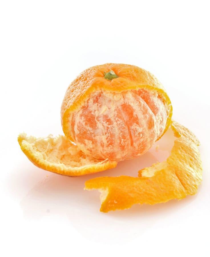 Mandarin isolated stock photos