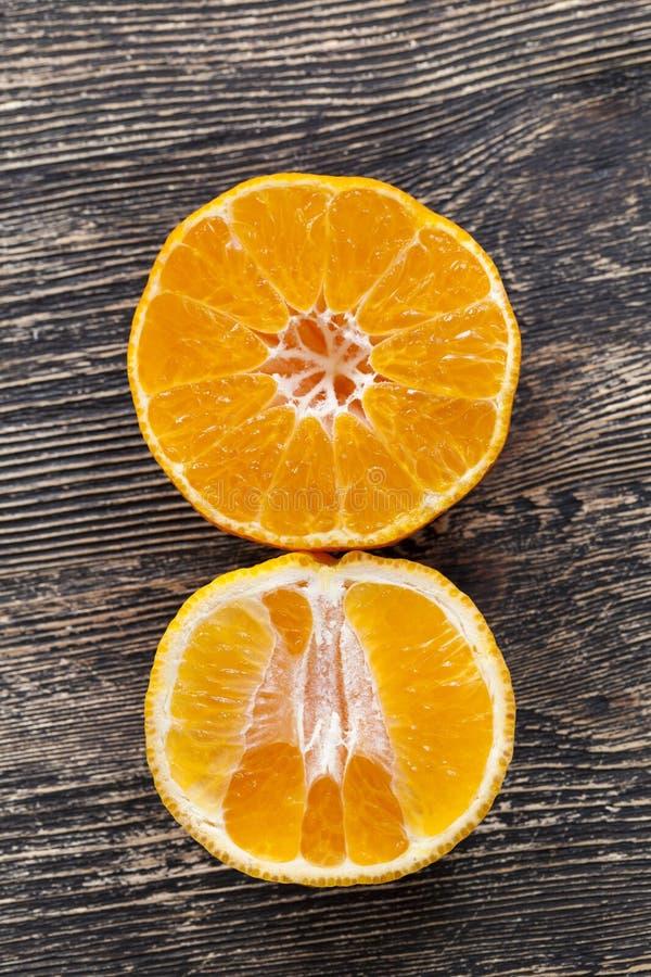 Mandarinas deliciosas fotografía de archivo