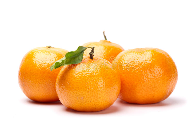 Mandarine stockbild