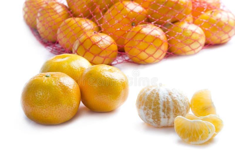 Mandarine-Leben lizenzfreie stockbilder