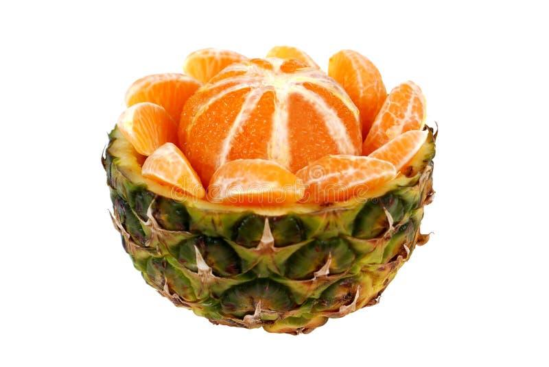 Mandarinen lizenzfreies stockfoto