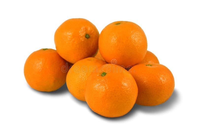 Mandarines zdjęcie royalty free