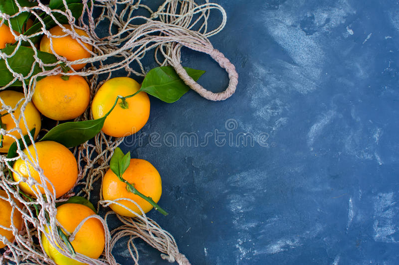 mandarines photographie stock