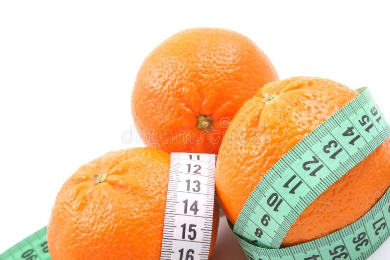 Mandarini chiari immagini stock