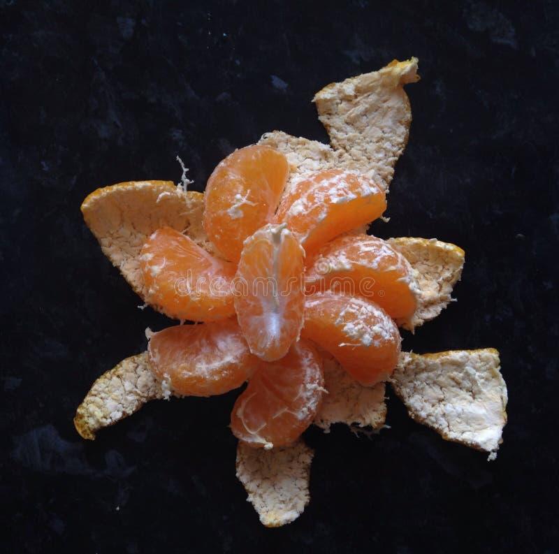 mandarino immagine stock