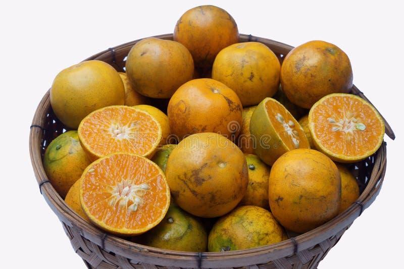 Mandarino di Mot di colpo Malgrado il suo nome comune, è un mandarino del citrus reticulata di specie e non un agrume del mandari fotografia stock