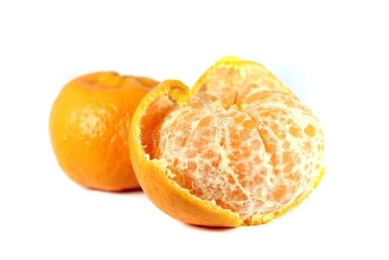 Mandarins orange stock photography
