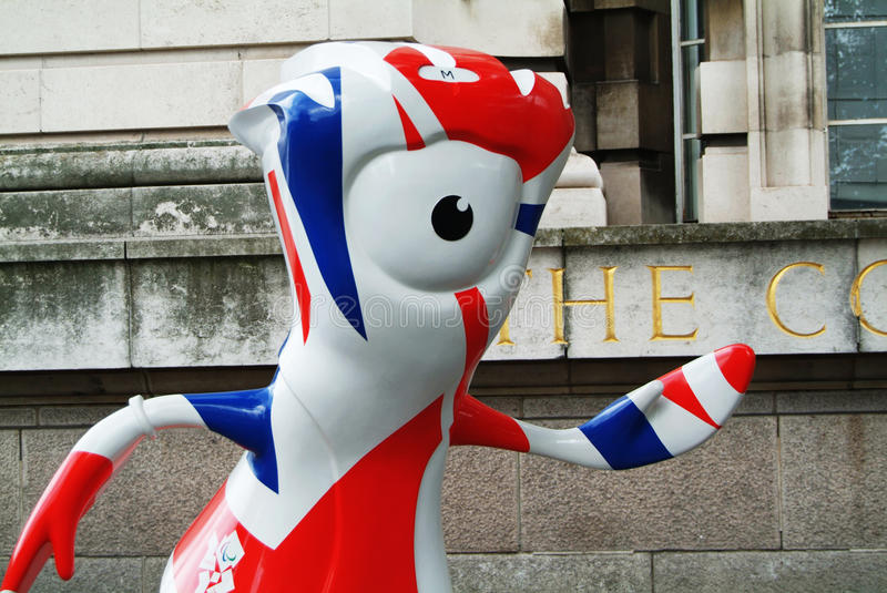 Download Mandeville Mascot Editorial Photography - Image: 27388357
