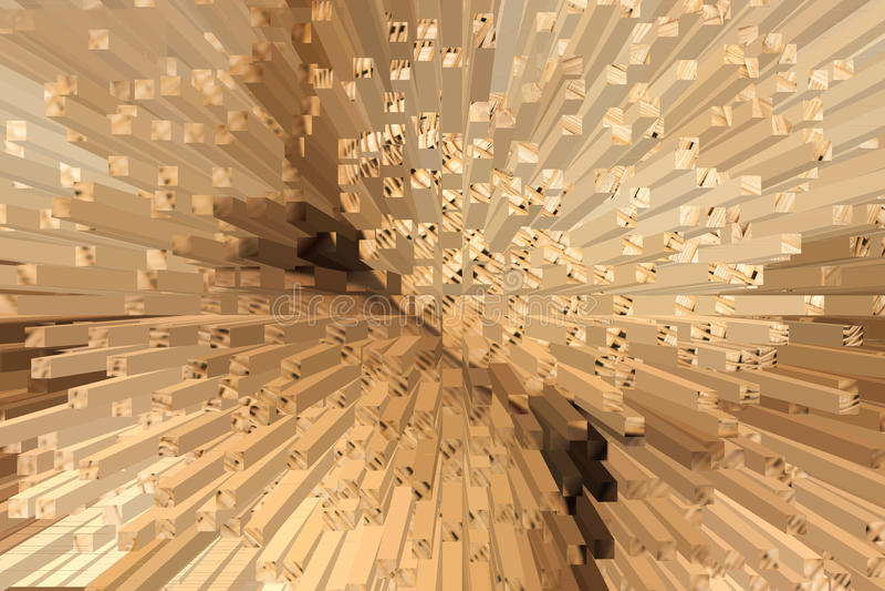 mandewerk Met de hand gemaakt rijs blur vector illustratie