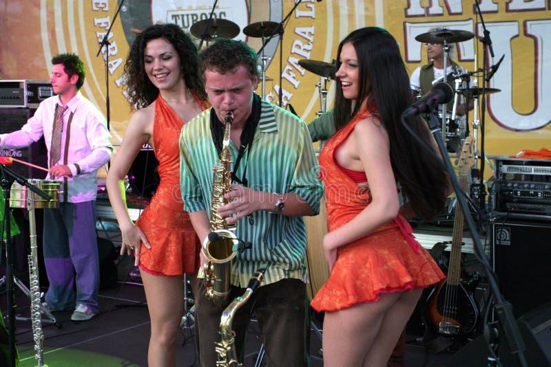 Download Mandinga band editorial photo. Image of band, dance, festival - 22855471