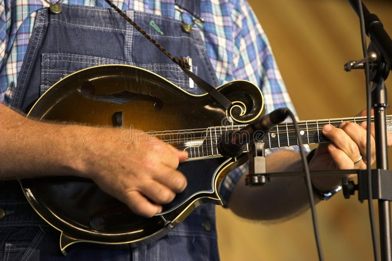 Mandolin Royalty Free Stock Photography