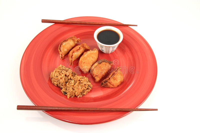 Download Mandoo Rolls stock image. Image of oriental, cuisine, curry - 3724517