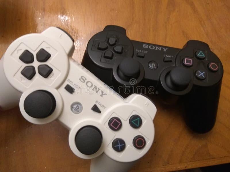 Mandos PS3 στοκ φωτογραφία με δικαίωμα ελεύθερης χρήσης