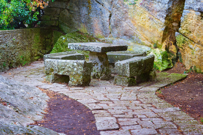 Download Mandril De Pedra Em São Marino Imagem de Stock - Imagem de outdoor, sightseeing: 80100861