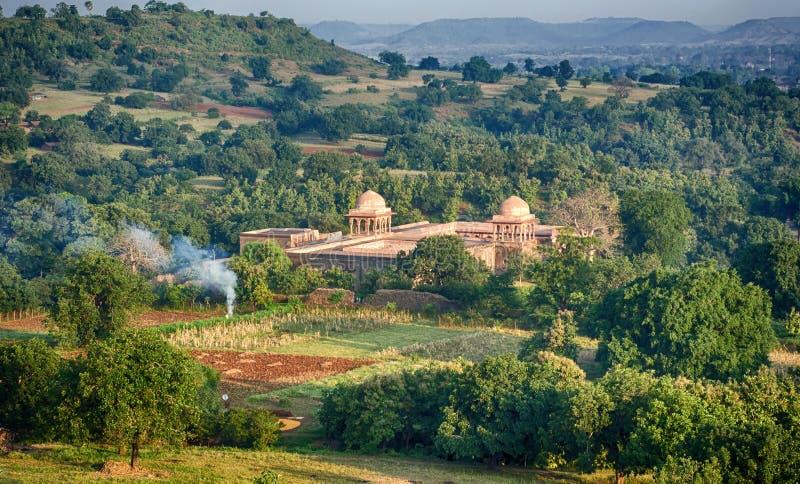Mandu, Madhya Pradesh стоковое фото