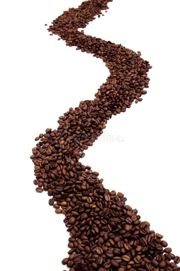 Maneira 2 de Coffe imagem de stock