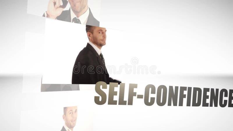 A maneira ao sucesso video estoque