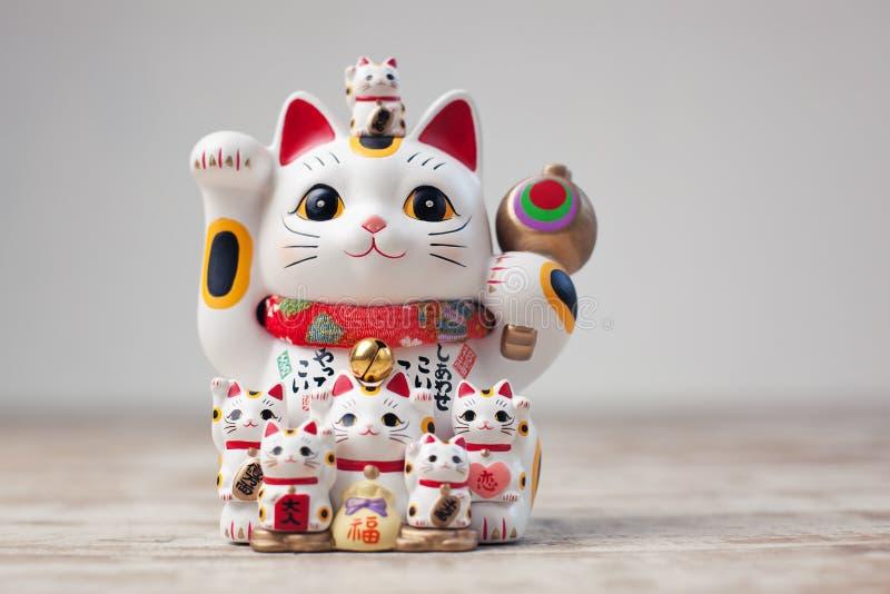 Maneki Neko Cat Stock Photography