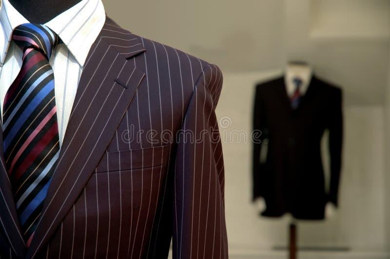 manekiny sklepu kostiumy fotografia stock