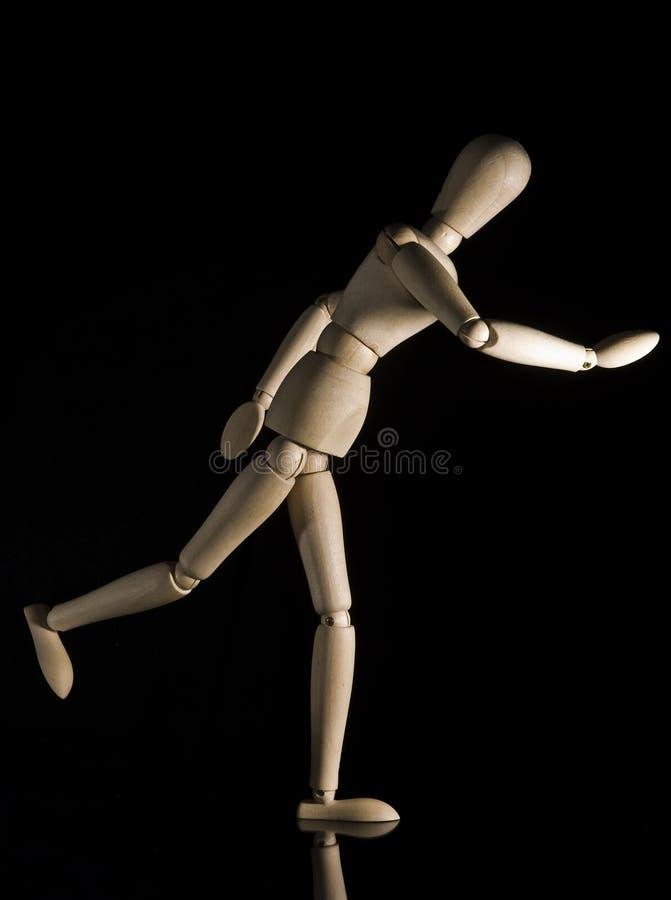 Download Manequin περπατώντας στοκ εικόνα. εικόνα από εύκαμπτος - 13181107
