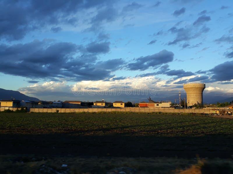 Manera del sur de Rancagua los 5ft foto de archivo
