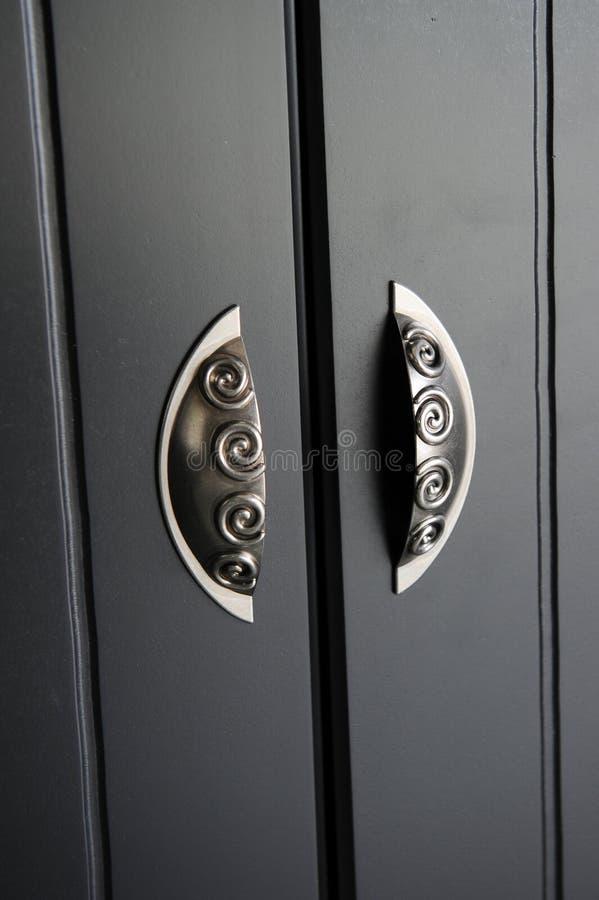 Maneta de puerta fotos de archivo libres de regalías