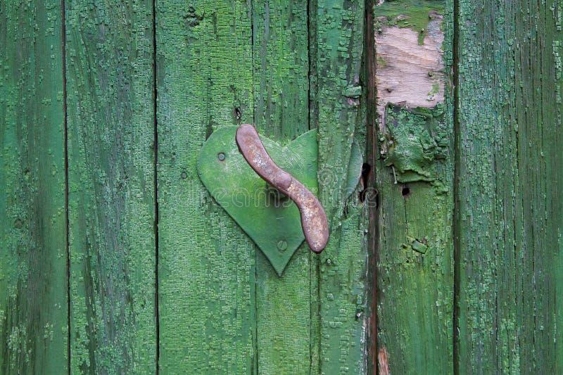 Maneta oxidada vieja fotografía de archivo libre de regalías