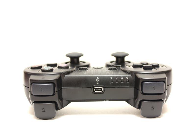Manette pour des consoles de jeu vidéo images stock