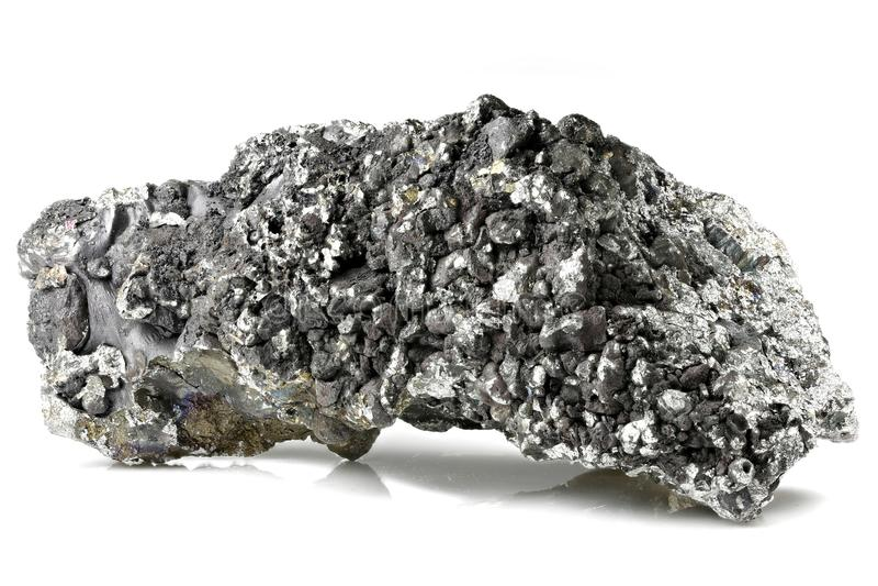 manganese royaltyfri bild