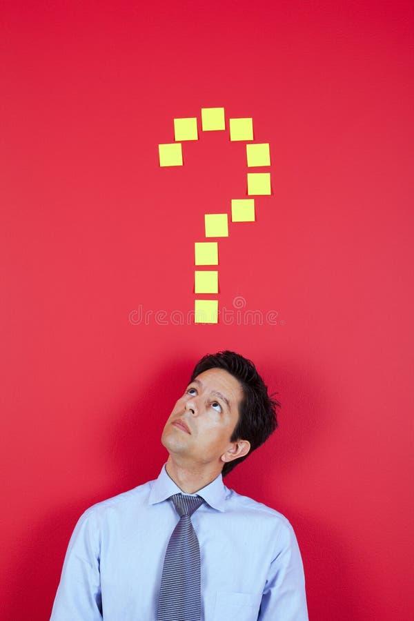Mangel an Ideen stockfoto