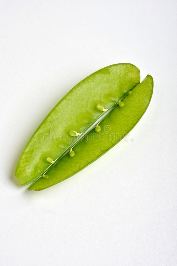 Free Mangetout, Also Known As Sugarsnap Pea Royalty Free Stock Images - 11807809