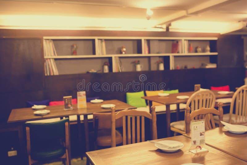 Mangez le restaurant/café de Viet Vietnamese images stock