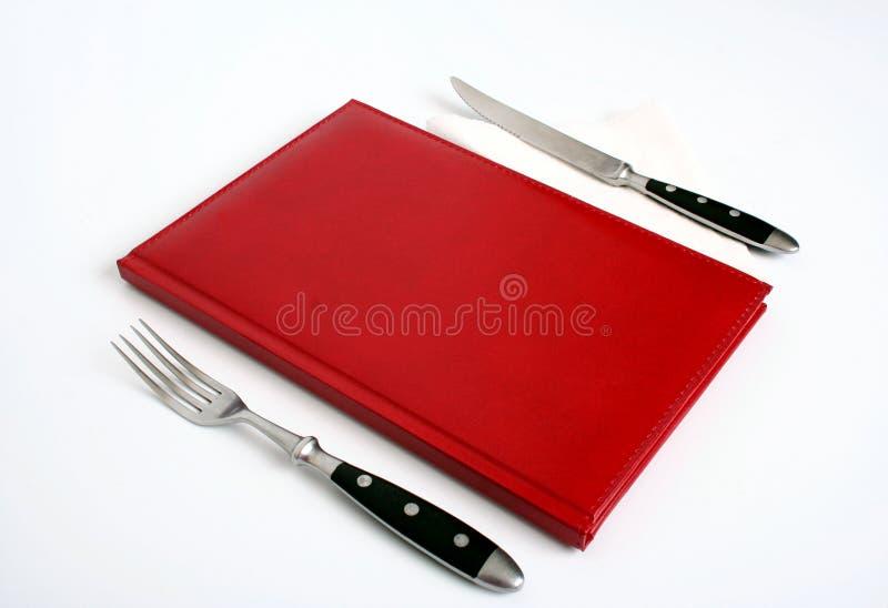 Mangiamo! immagini stock